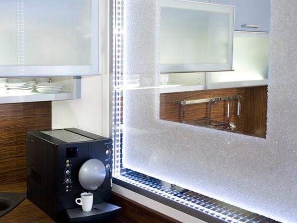 Spritzschutz Perfekt Kuchenruckwand Aus Glas Glaszone